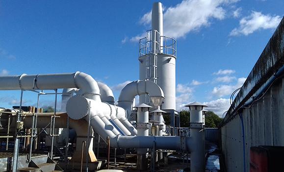 odour control plant