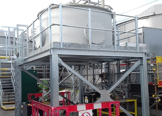 Carbon Adsorption System